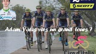 PCM I Giro D'Italia Avec la Orica Etape 10 :  Foligno - Montefalco (39,2 km, contre-la-montre)