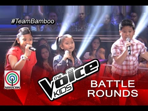 "The Voice Kids Philippines 2015 Battle Performance: ""Your Love"