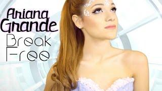 Get the Look | Ariana Grande Break Free Inspired: makeup, hair, & 3 outfit recreations!