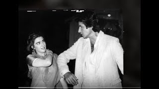 Amitabh Bachchan Affairs : Shocking! Jealous Big B misbehaved with Amrita Singh in  A party