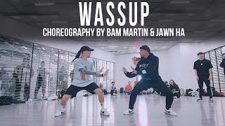 "Logic ""Wassup"" Choreography by Bam Martin & Jawn Ha"