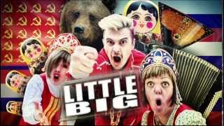 Little Big -  We Will Push A Button