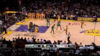 Watch NBA 2010 Finals Celtics vs Lakers Game 7 Full Free Online Replay and Download