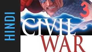 Marvel CIVIL WAR | Episode 03 | Marvel Comics in Hindi