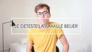 Je déteste La Famille Bélier - Lucas Wild