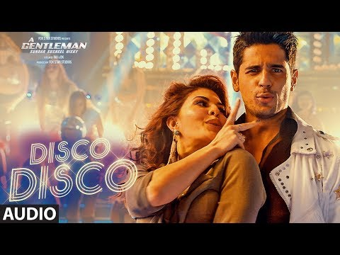 Disco Disco Song (Full Audio) : A Gentleman - Sundar, Susheel, Risky   Sidharth, Jacqueline