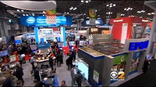 National Retail Federation Expo Highlights Newest Shopping Technology