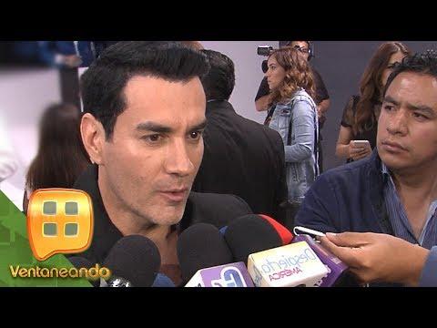 ¿David Zepeda y Geraldine Bazán estrenan romance? | Ventaneando