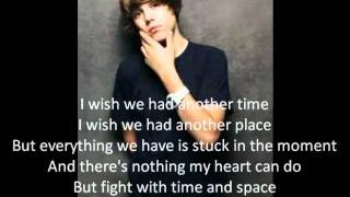 Justin Bieber Stuck in the Moment Instrumental with lyrics