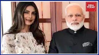 Priyanka Chopra Criticized Over The Dress She Wore While Meeting Narendra Modi   People's Court
