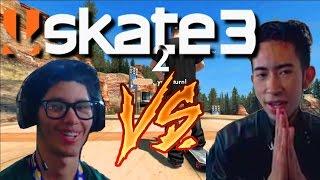 Skate 3 LIVE: Ace Vs X7Albert With