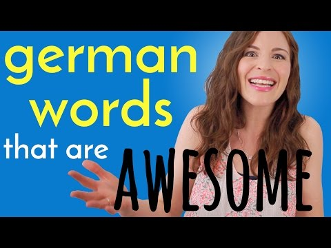 5 German Words that DON'T EXIST