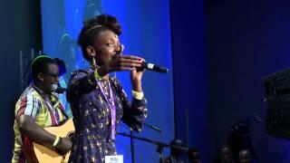 Teta at Rwanda Youth Forum Dallas Texas