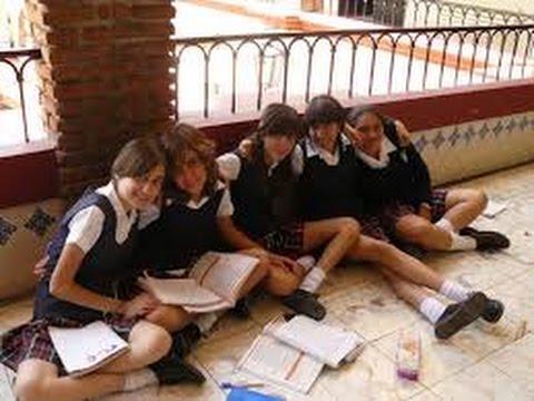 Indignación niñas de secundaria mexico
