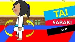 Judoquinhas | Judo Infantil: Tai-sabaki (Movimentos Giratórios e Controle do Corpo)