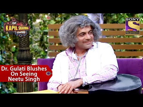 Xxx Mp4 Dr Gulati Blushes On Seeing Neetu Singh The Kapil Sharma Show 3gp Sex