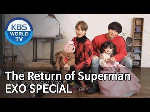 The Return of Superman EXO SPECIAL 슈퍼맨이 돌아왔다 EXO 스페셜 Editors Choice
