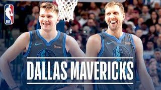 Best of the Dallas Mavericks! | 2018-19 NBA Season