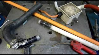 Easy DIY Air Vacuum Cleaner
