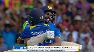 3rd ODI Highlights: Sri Lanka vs Zimbabwe at MRICS Hambantota