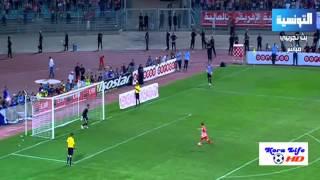 اهداف و ركلات الترجيح مباراة الاهلى والافريقى التونسى 5-4 (1-2) || كأس الكونفدرالية 2015
