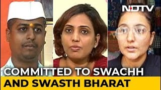 Meet The Swachh Warriors Working Towards Making India Clean And Healthy