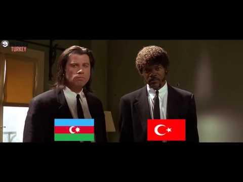 Türkiye Azerbaycan vs Ermenistan Rusya