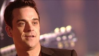 Robbie Williams - Tripping 2005 Live Video HD