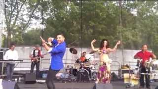 Valy - Come on Lets Dance Live in Toronto Concert 2013- (HD)