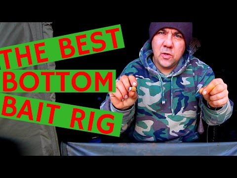 HOW TO TIE THE BEST BOTTOM BAIT RIG