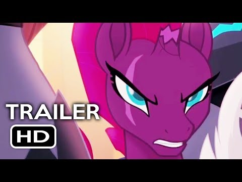 Xxx Mp4 My Little Pony The Movie Official Trailer 1 2017 Animated Movie HD 3gp Sex