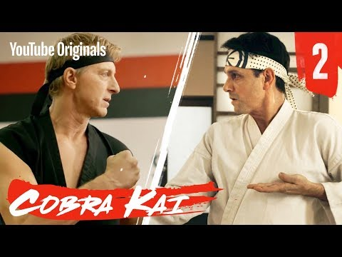 Xxx Mp4 Cobra Kai Ep 2 Strike First The Karate Kid Saga Continues 3gp Sex