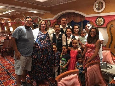 Final Cruise Vlog⎮8/31/17-9/1/17⎮~Cruise Day 11&12! Finally Saying Goodbye!!~