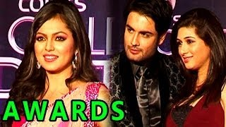 Colors Golden Petal Awards 2013 : Telly Stars at the RED CARPET of an award function - FULL SHOW