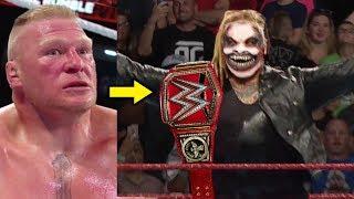 5 Shocking WWE Plans for Bray Wyatt
