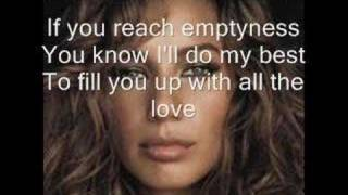 Leona Lewis-Here I Am w/lyrics