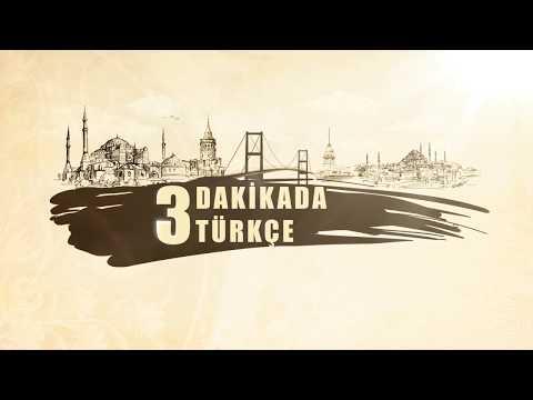3 Dakikada Türkçe-Çince Sayılar