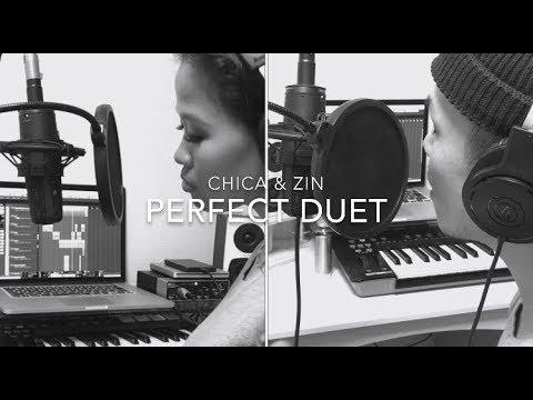 Xxx Mp4 Perfect Duet Ed Sheeran Beyoncé Covered By ZIN Chica 3gp Sex