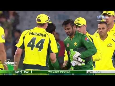 watch Quick Wrap: Pakistan level series with MCG win