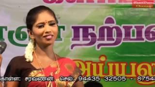 Tamilnadu Village Festival latest Record Dance Programe Double Mean Speech