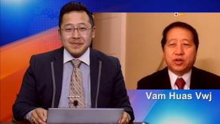 HMONG AMERICAN WEEKLY: US missile test, Wa Houa Vue, Dai Thao, HND, Duarn the storm Vue.