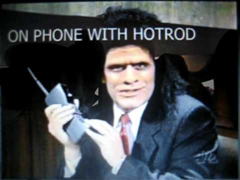 ON THE PHONE WITH HOTROD PRANK!!!