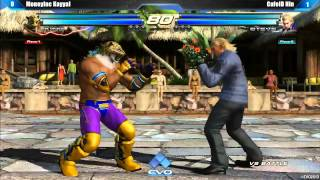 Tekken Tag Tournament 2: EVO 2013 - Top 8