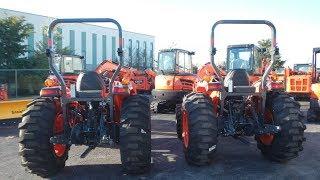 Product Spotlight: MX5200 Utility Tractor from Kubota