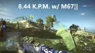 16000 kills w/ c4 in Battlefield 4