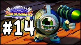 Skylanders SuperChargers - Gameplay Walkthrough - Part 14 - Pandergast Race!