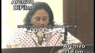 Caso Acuña: Declara Maria Victoria Mon en el Juicio - DiFilm (1996)