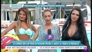Kim Kardashian de România, diva cu cel mai sexy posterior din showbiz
