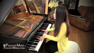 Ariana Grande - One Last Time   Piano Cover by Pianistmiri 이미리