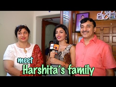 Meet Harshita Gaur's family